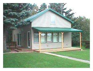 Glennie michigan cabin cottage rentals for Northern michigan cabin rental